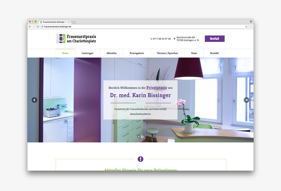 bissinger-website