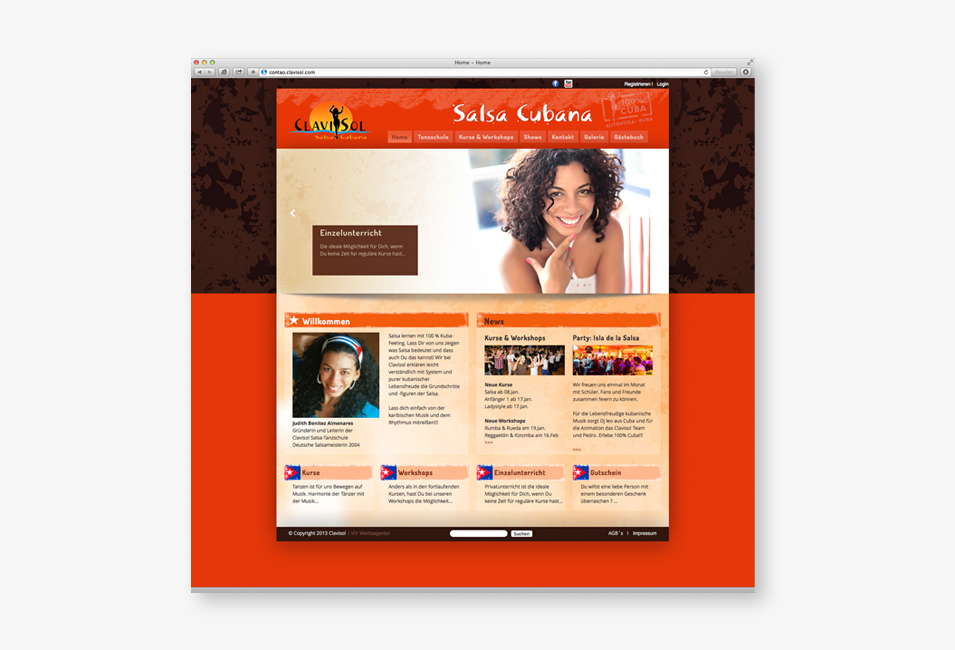 clavisol-website
