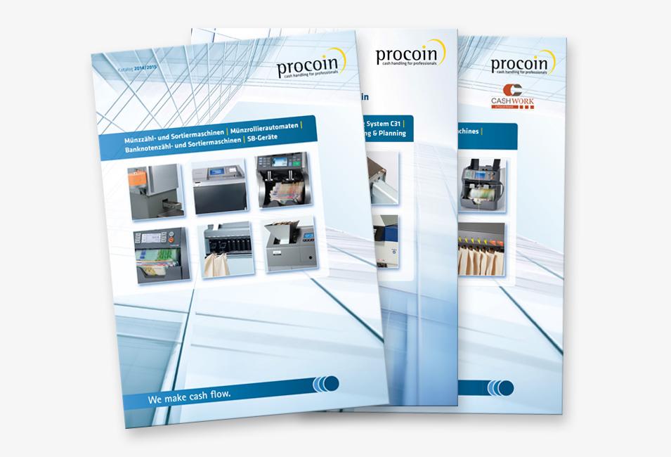 Procoin Katalog Cover
