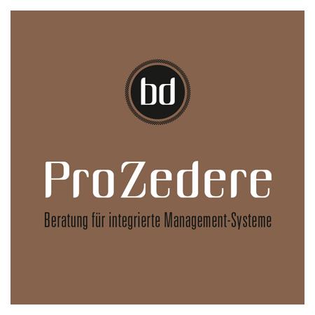 Logo der ProZedere- Beratung für Management Systeme