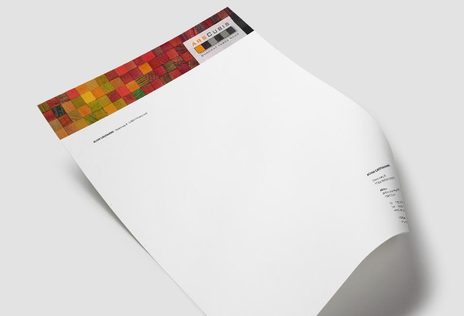 arscubis-briefpapier
